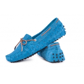 Мокасины Louis Vuitton ( SYY 288 - 86 BLUE )