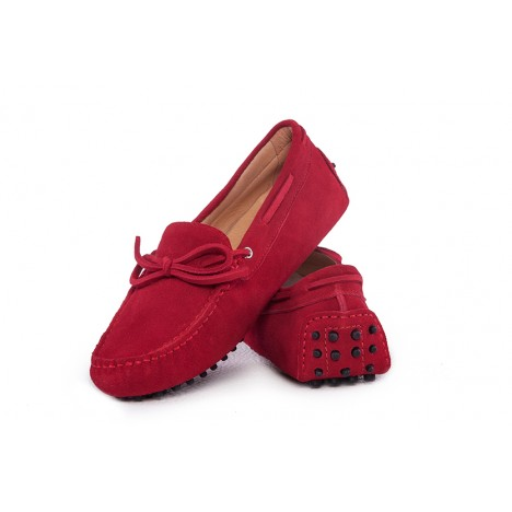 Мокасины TOD`S ( SYY 288 - 83 Red )