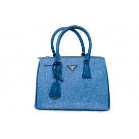 Сумка Prada ( 1801 MIDDLE BLUE )