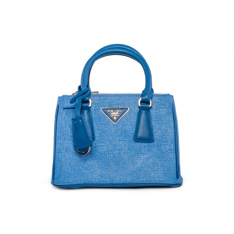 Сумка Prada ( 1801 SMALL BLUE )