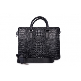 Сумка Prada (208 CROCODILE BLACK)
